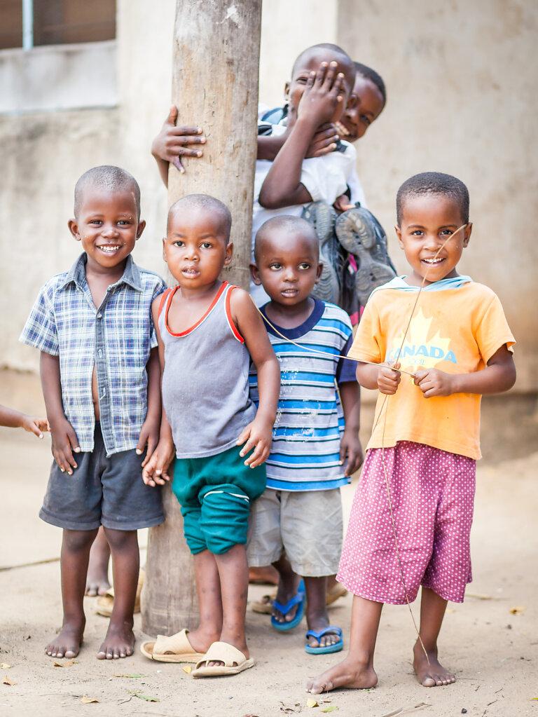 Børn i Afrika XIV