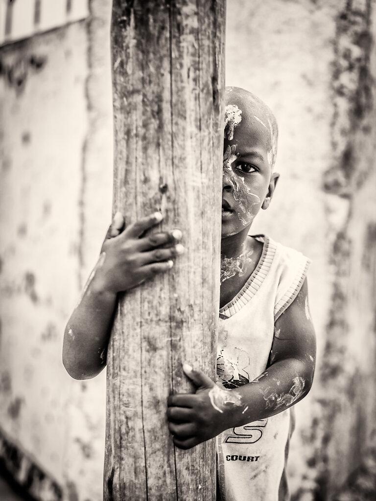 Børn i Afrika VIII
