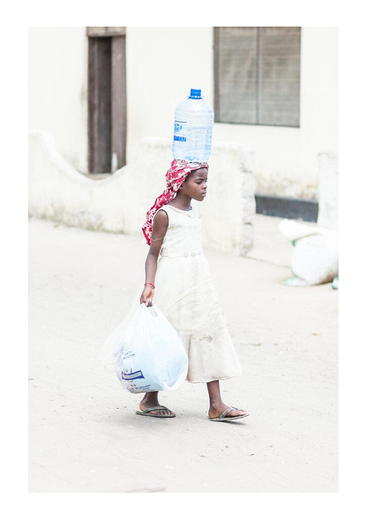102 Burdens of life, Kigamboni, Tanzania